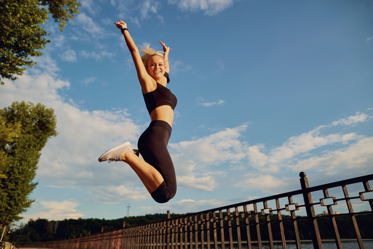 Як навчитися стрибати високо: поради для тих, хто хоче стати краще