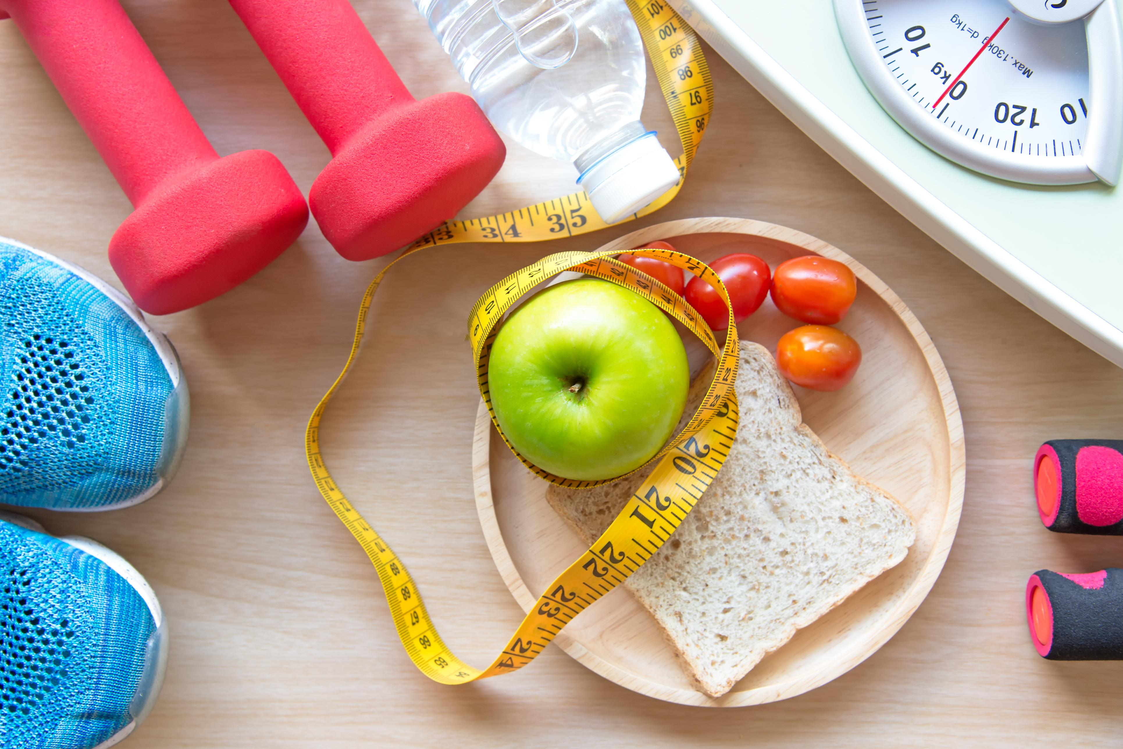 Як схуднути за допомогою 5 трюків