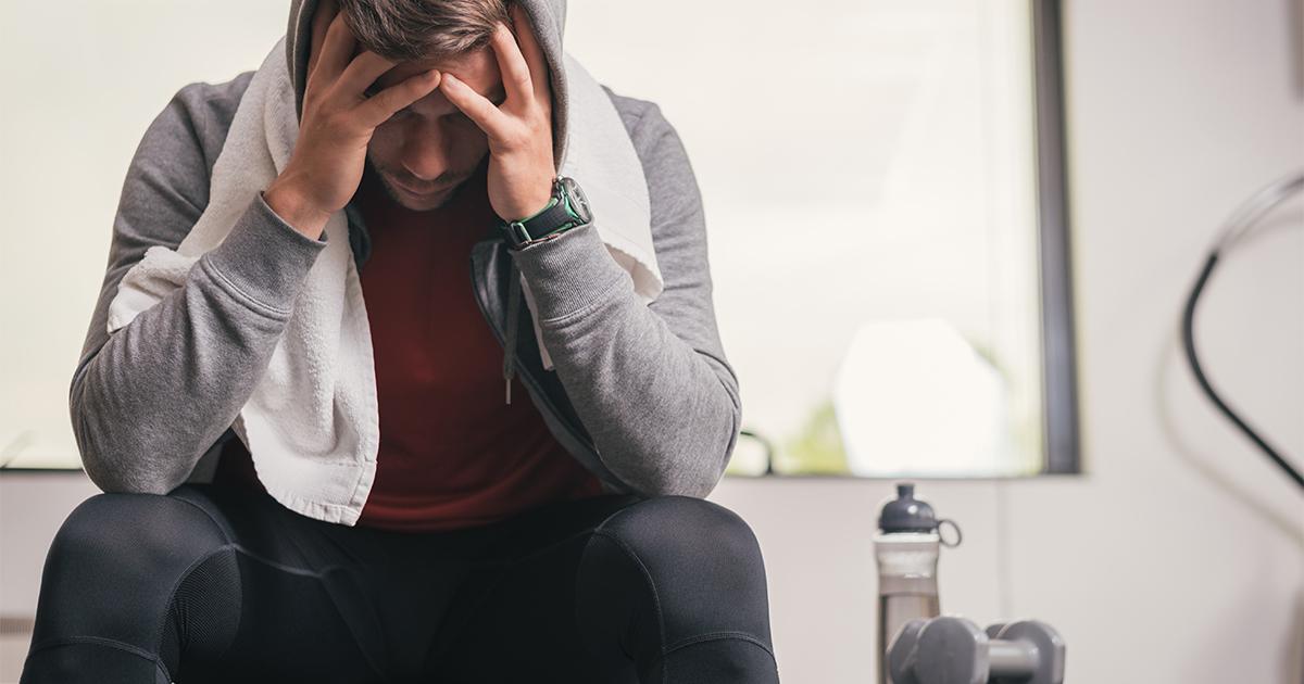 Часті тренування здатні погіршити психічний здоров'я, дослідження