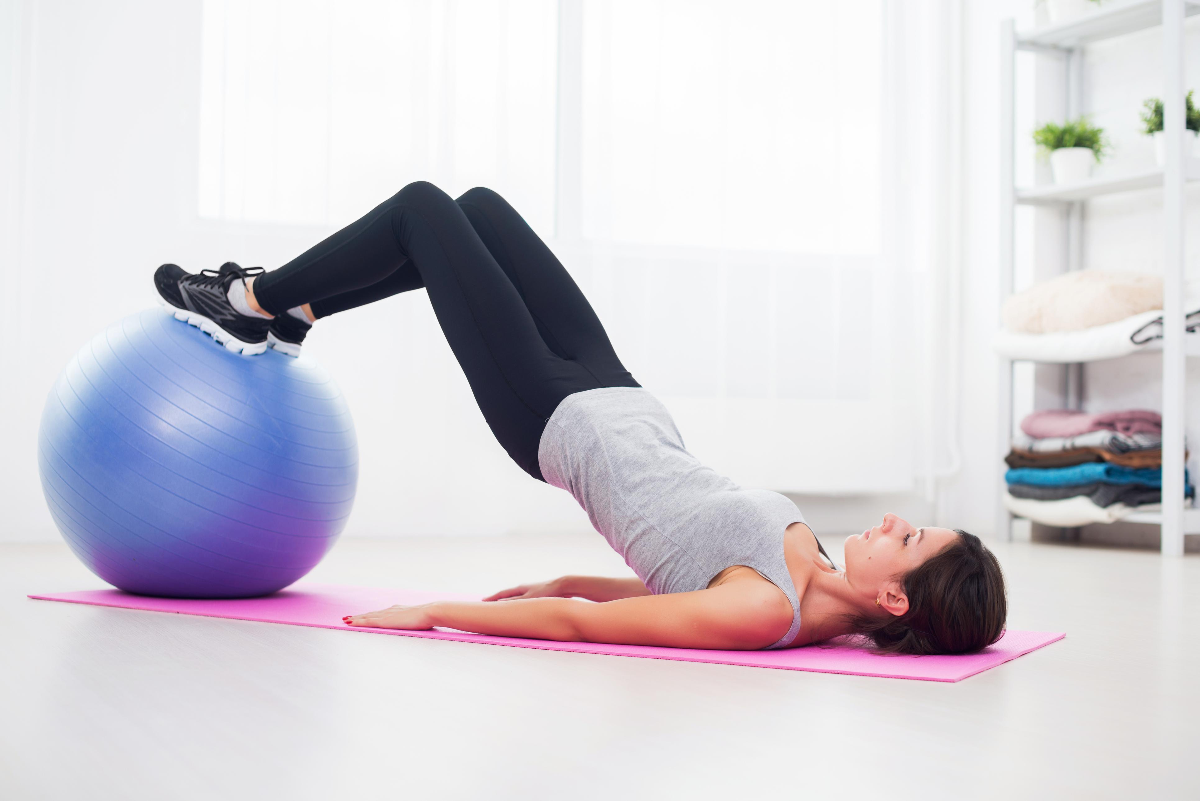 11 вправ на кожен день для тонусу і підтягнутості сідниць