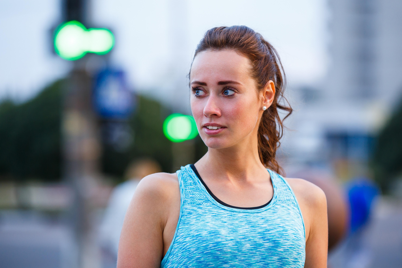Як позбутися почервоніння на обличчі після тренування