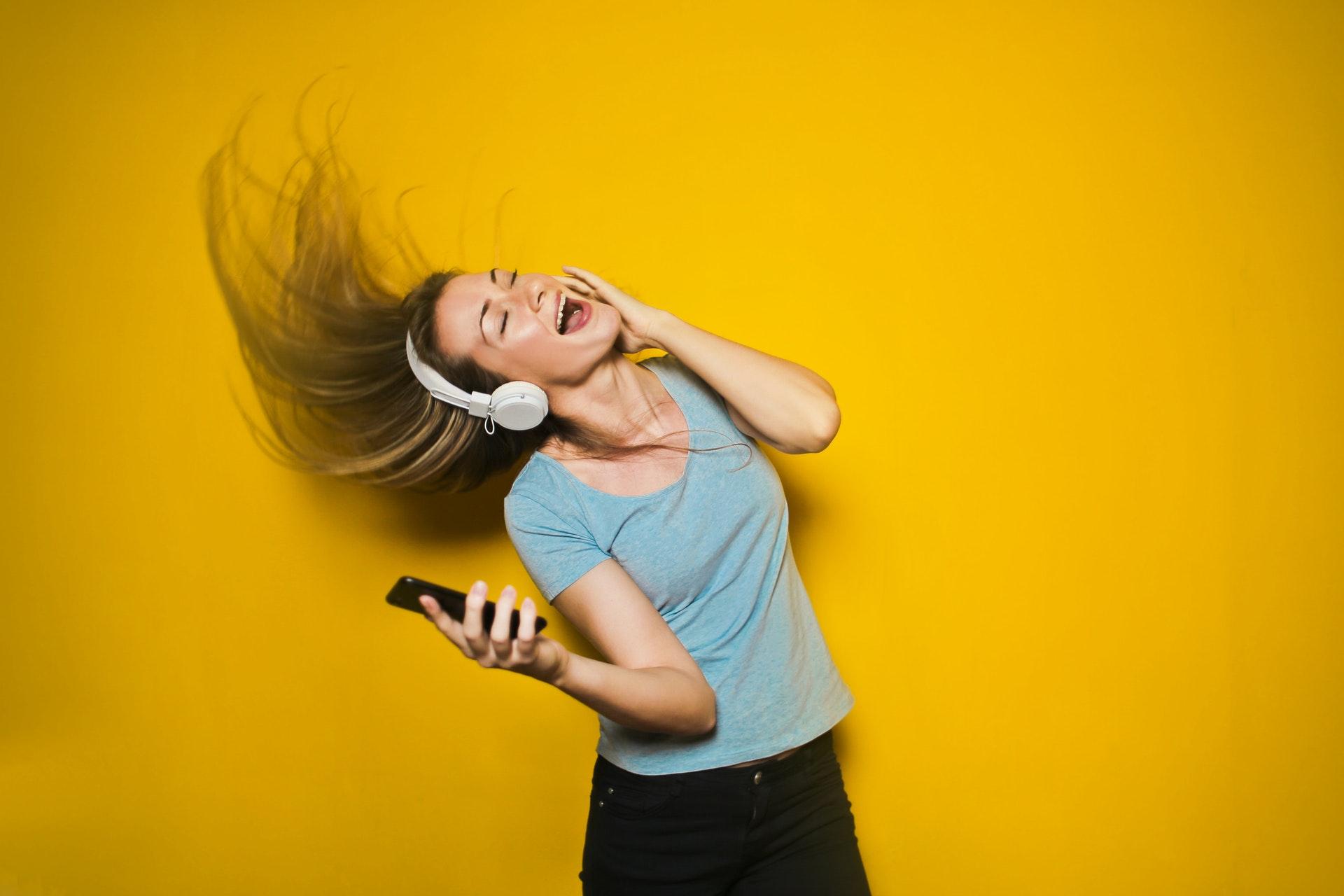 Прослуховування музики під час тренувань допомагає зменшити втому