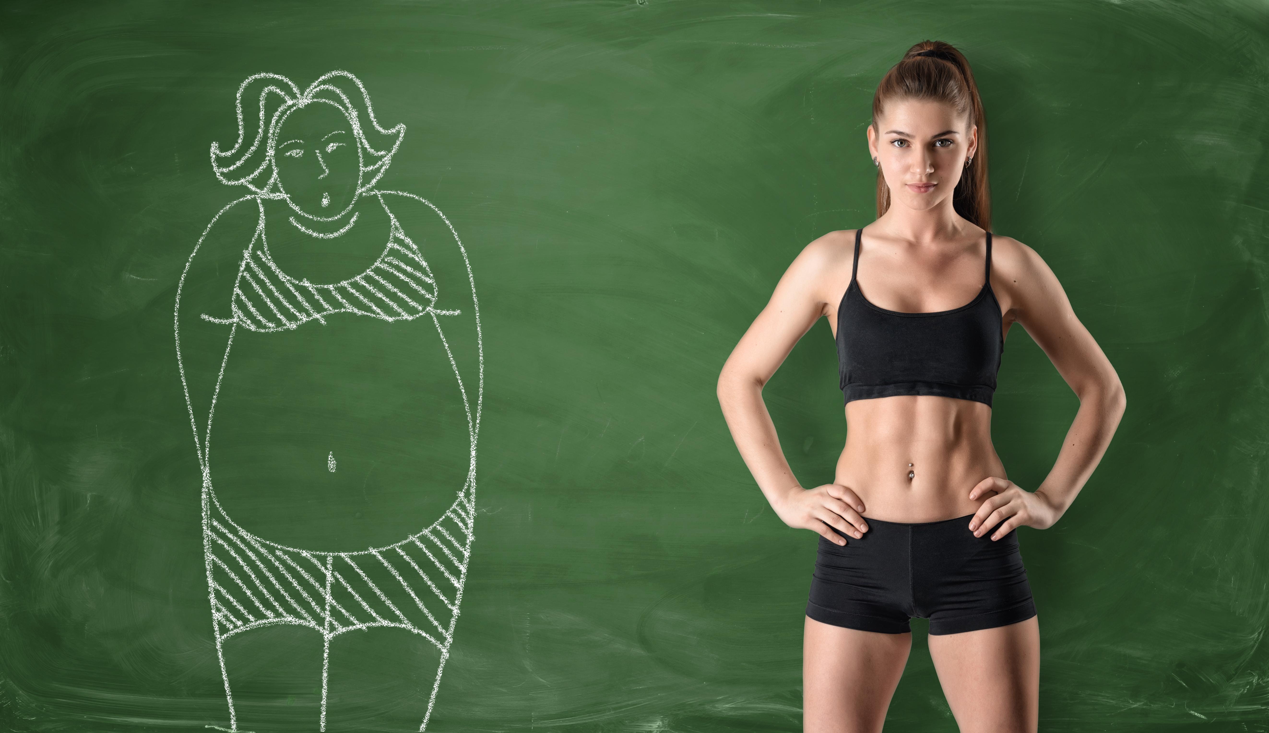 5 основних принципів правильного спалювання жиру
