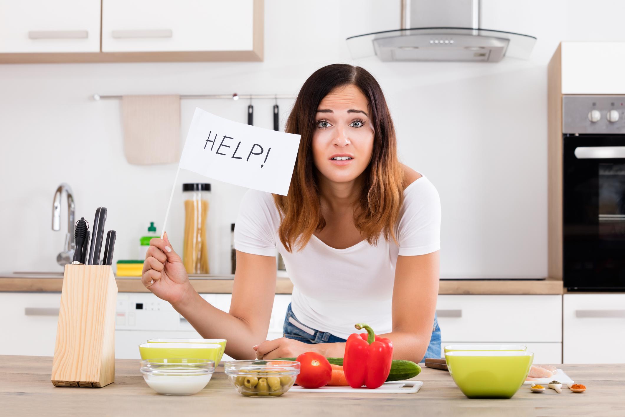 Як ваше тіло бореться, коли ви на дієті