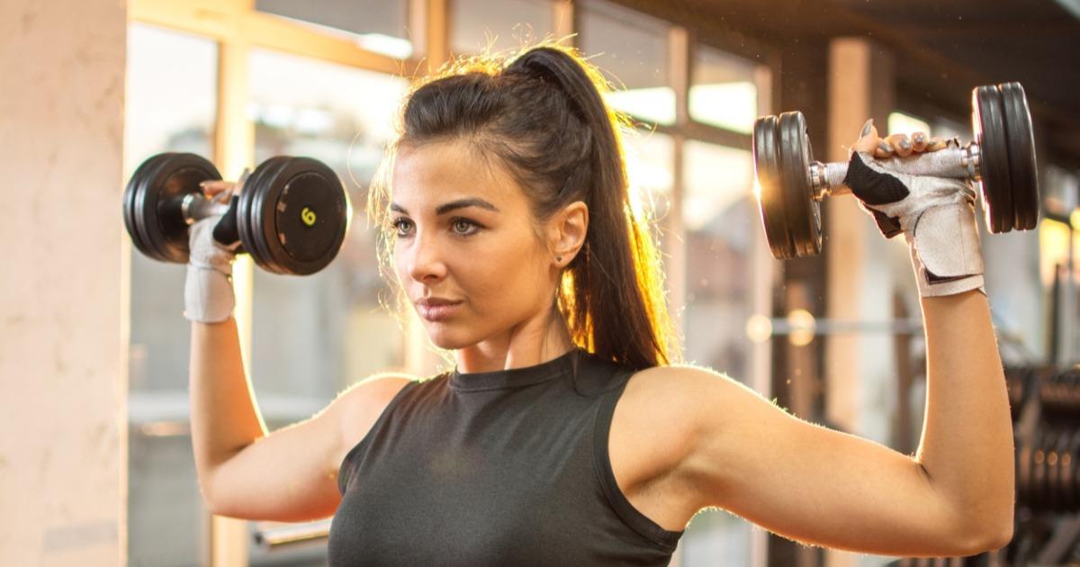 Комплекс вправ для дівчат, на які потрібно виділяти час 2 рази на тиждень