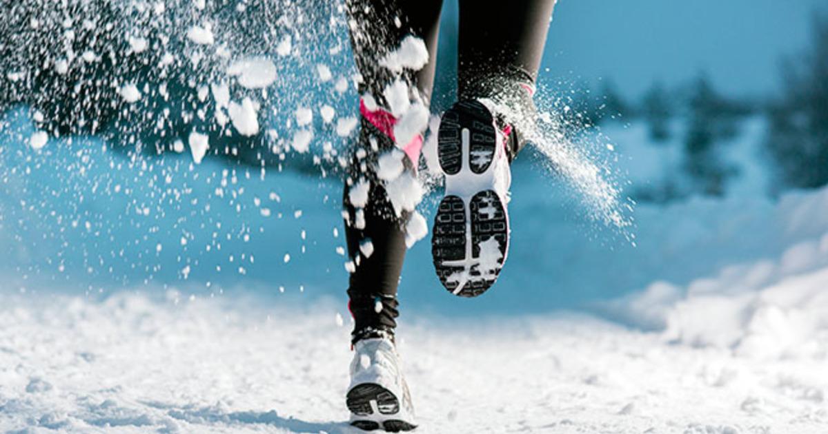 Як не припиняти тренуватися на вулиці в холодну пору року