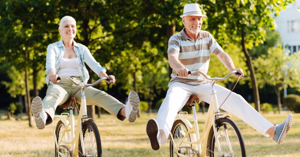 Рекомендації щодо фізичної активності для пожилих людей