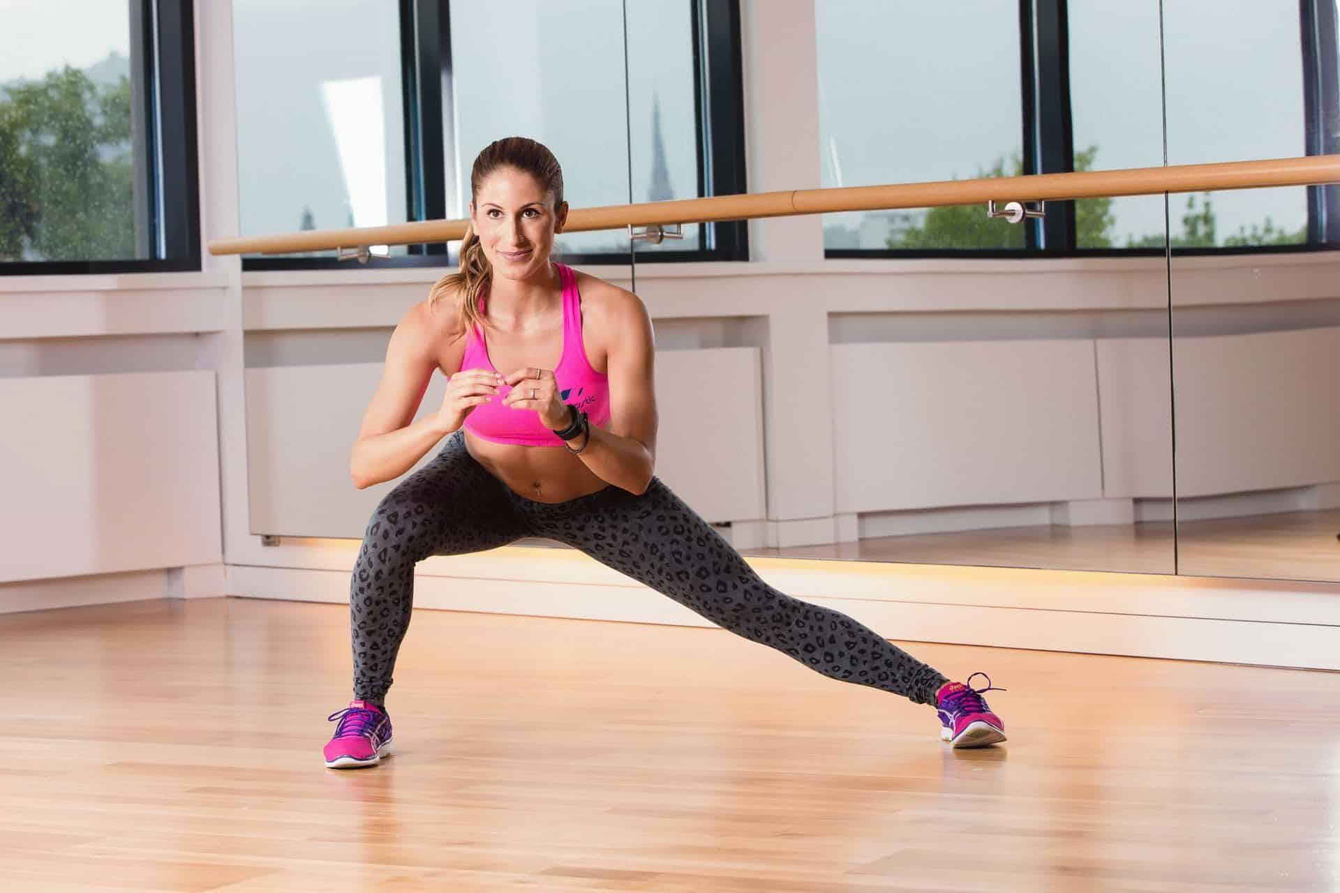 30 вправ, з якими легко накачати внутрішню частину стегна