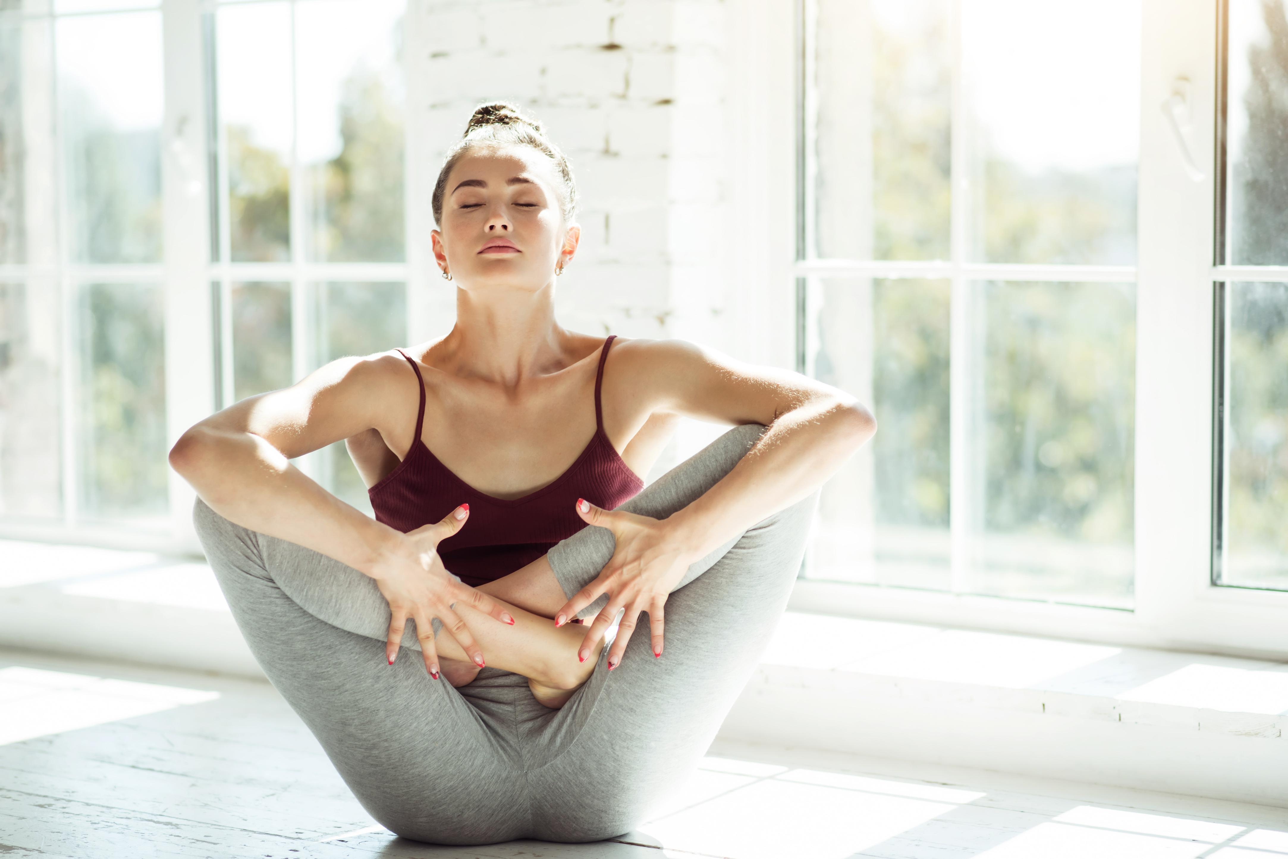 8 вправ з калланетике, які повинні спробувати люблять своє тіло