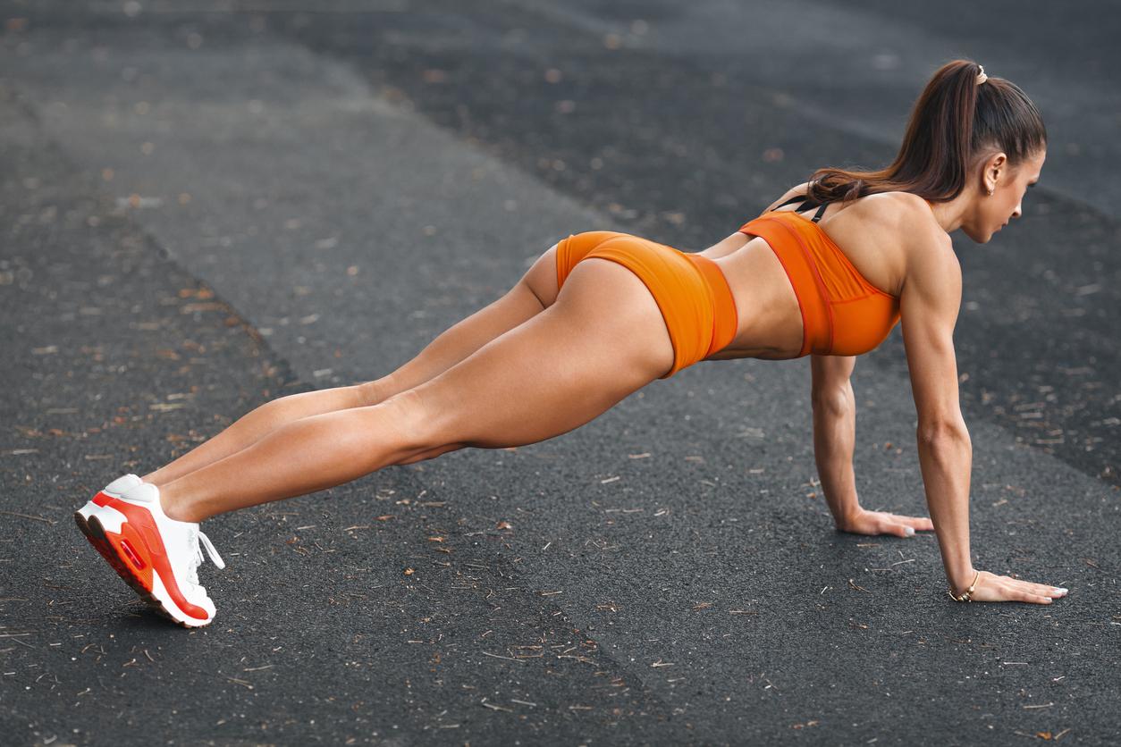 Привіт, прес: 30 варіацій планки для ефектного тіла