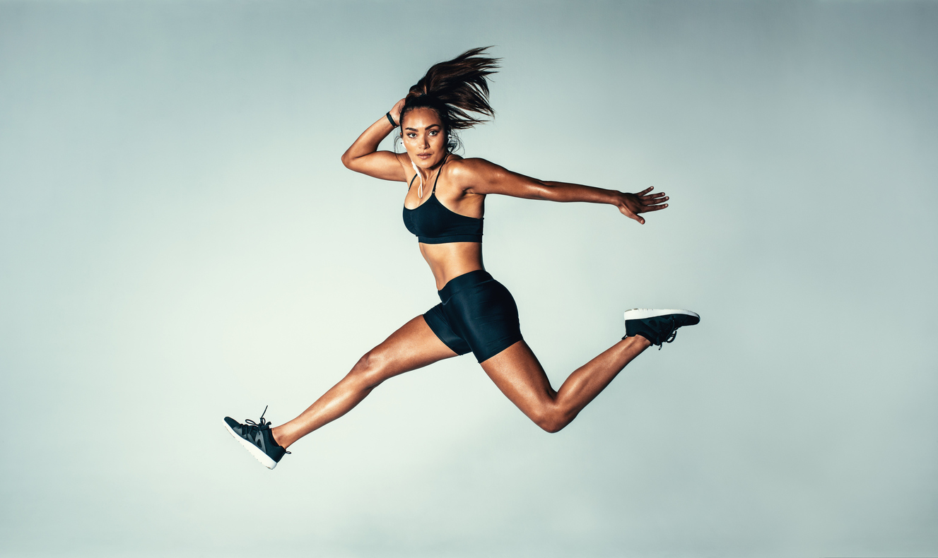 Підбірка універсальних вправ для швидкої розминки