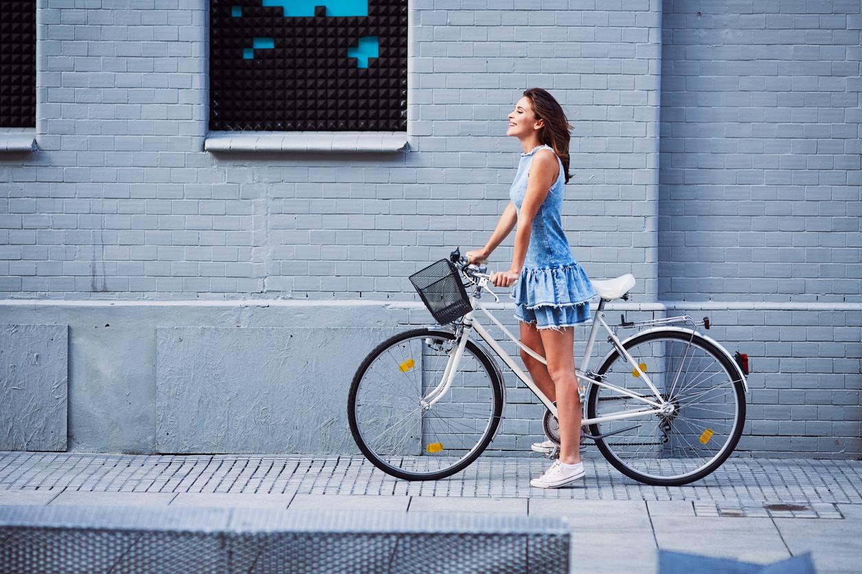 Кращі види велосипедів для жіночих прогулянок на залізному коні