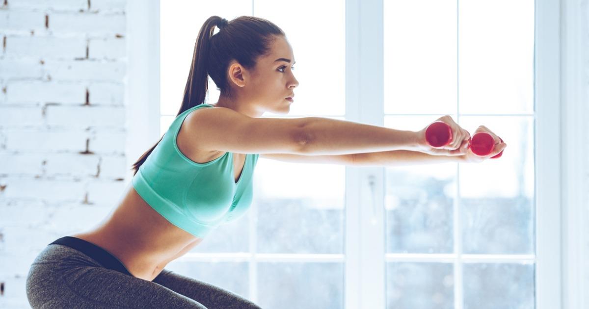 3 ефективних вправи для зміцнення м'язового каркаса в домашніх умовах