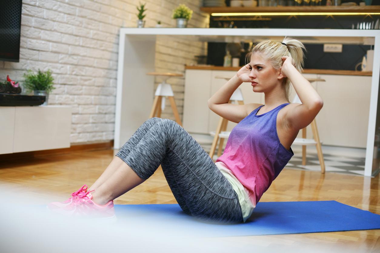 3 ефективних вправи для домашньої тренування