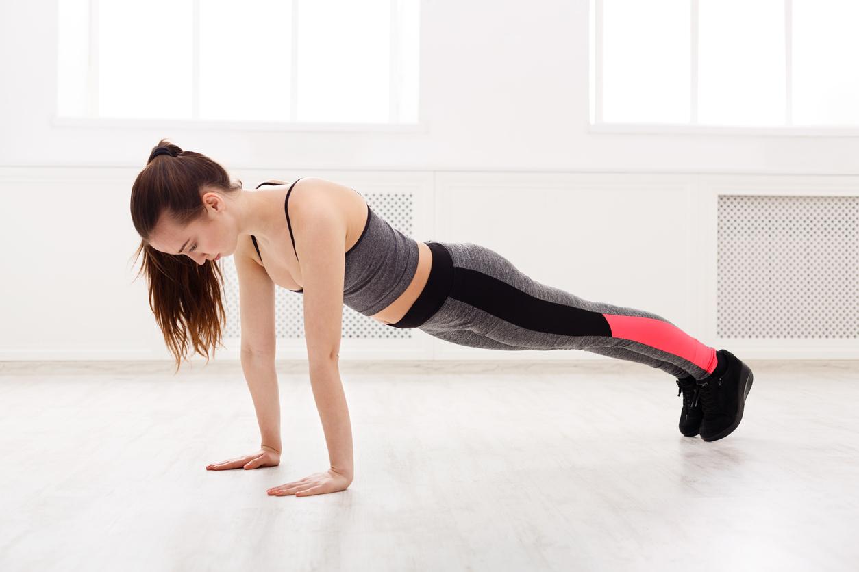 Ефективна тренування, яка допоможе швидко позбутися від жирових відкладень