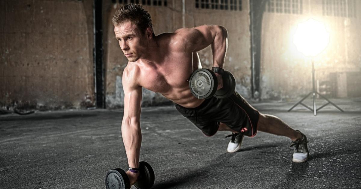 8 вправ, які допоможуть накачати мужні м'язи вдома