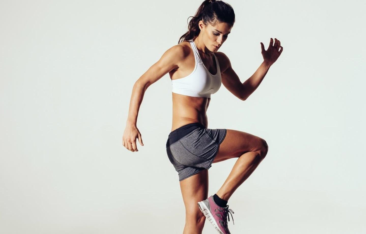 4-хвилинне тренування табата, яка допоможе вам схуднути