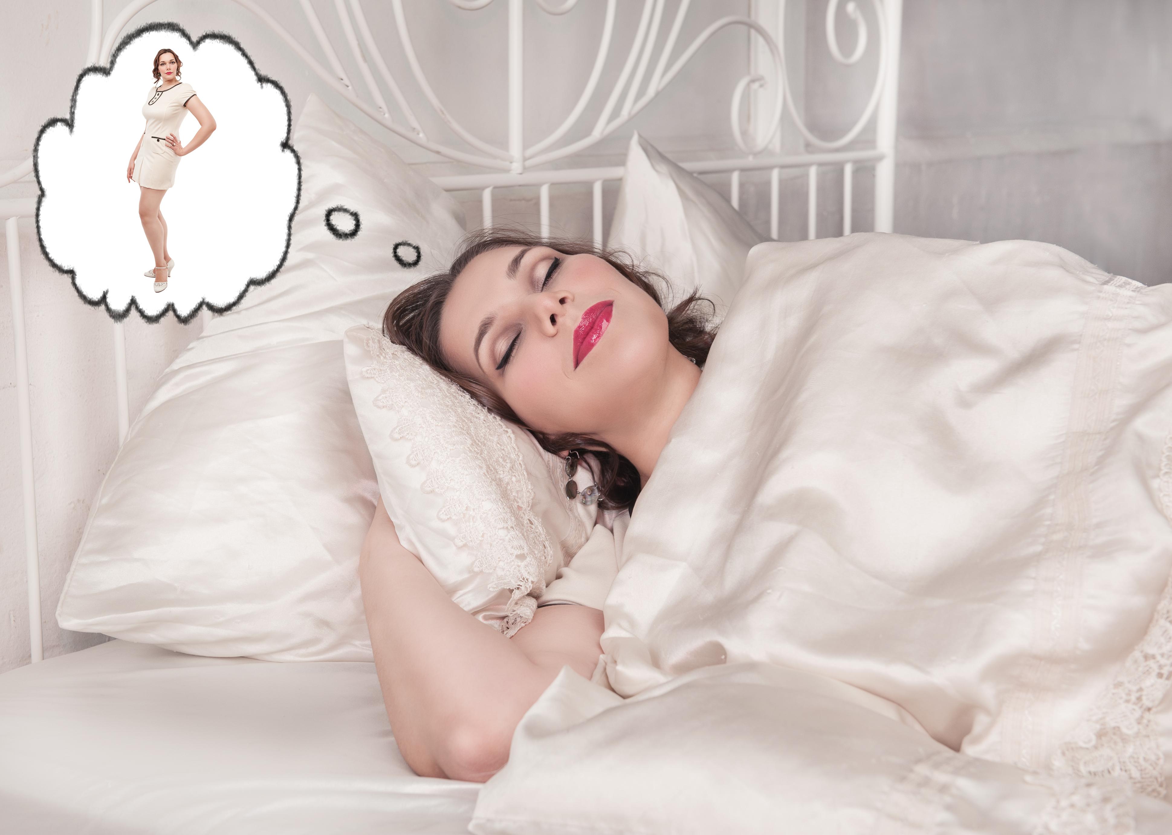 Принципи і пози сну, які допоможуть схуднути