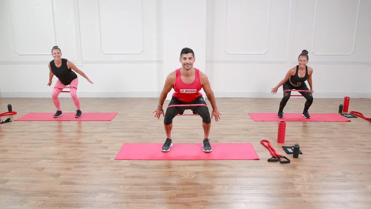 45-хвилинне тренування, яка спалює неймовірно велику кількість калорій