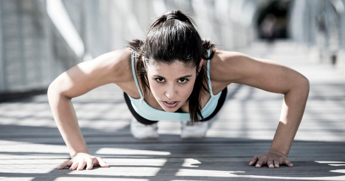 4 супер вправи, які допоможуть зробити руки худіший і рельєфніше
