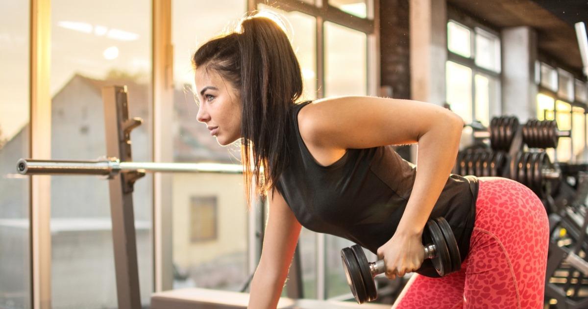 Як вибрати правильний робочий вагу в спортзалі для кращого результату