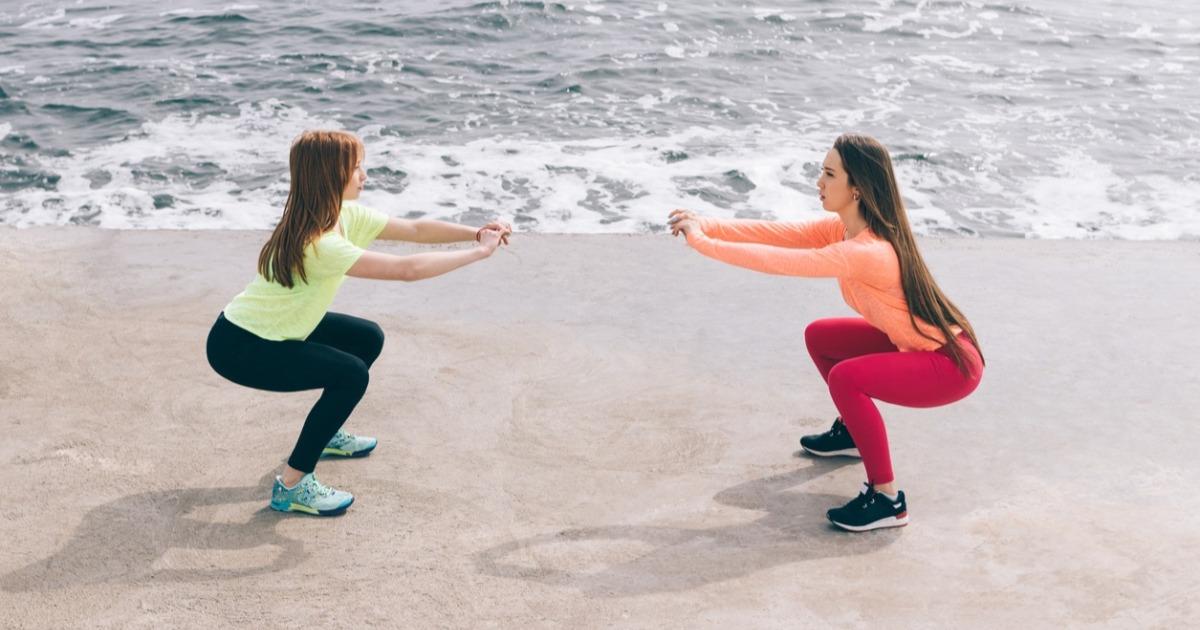 5 функціональних вправ, які можна виконувати у відпустці