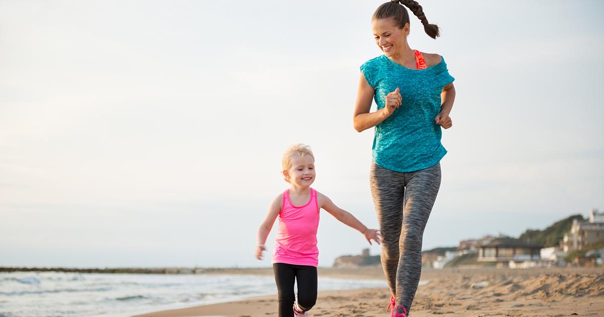 6 порад для бігають мам
