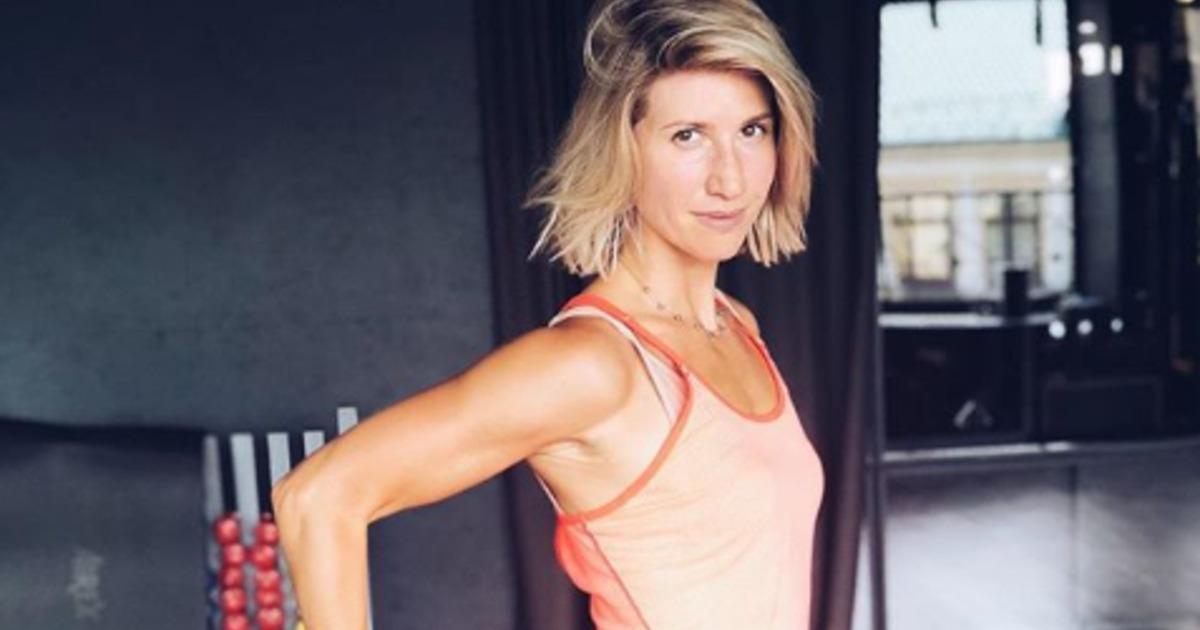 10 вправ для струнких ніг від Аніти Луценко