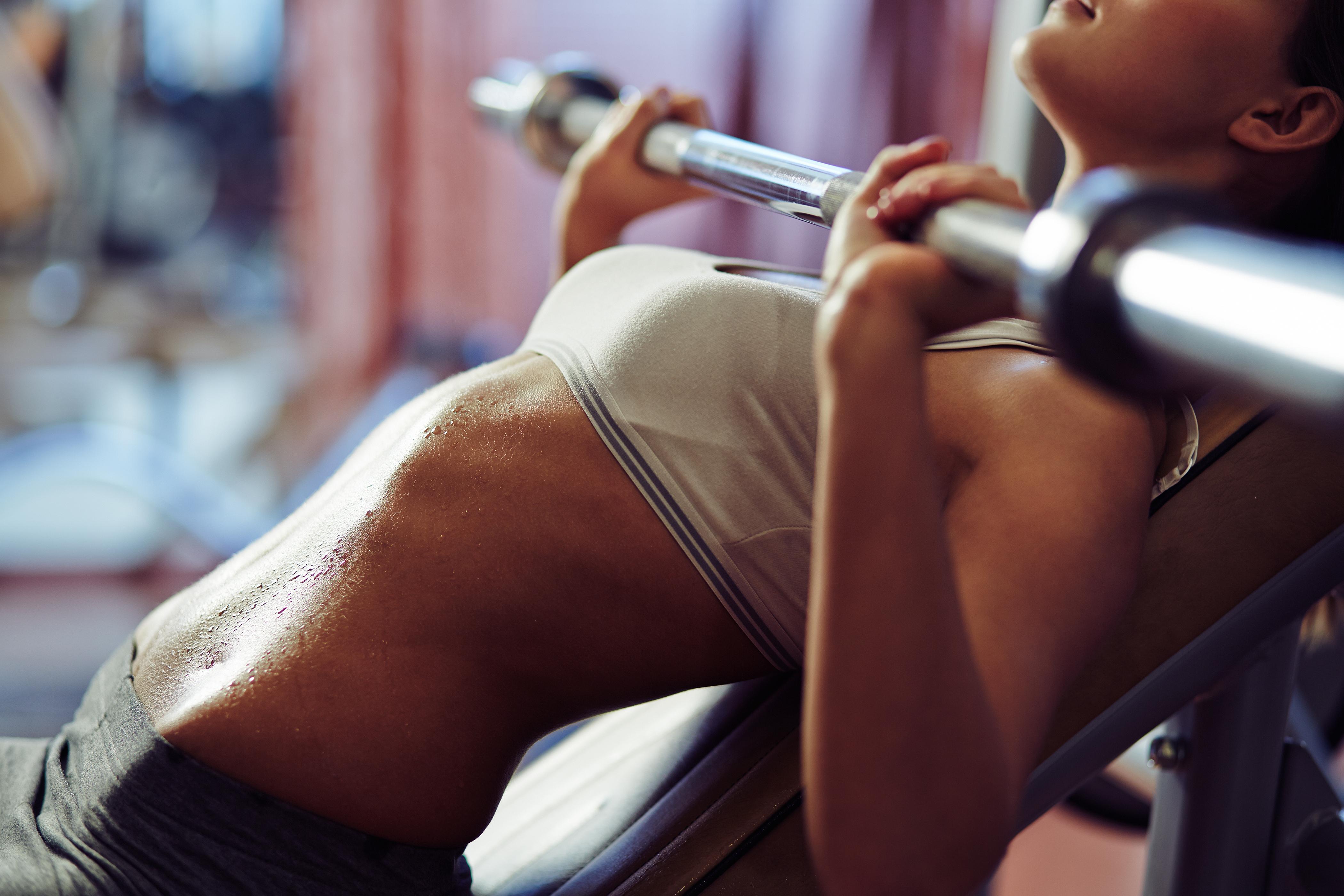 Кращі вправи на створення тіла, про який ви давно мріяли