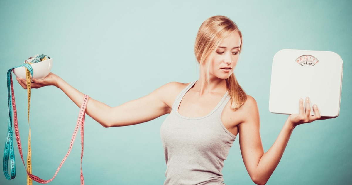 5 причин, чому ви все ще не схудли