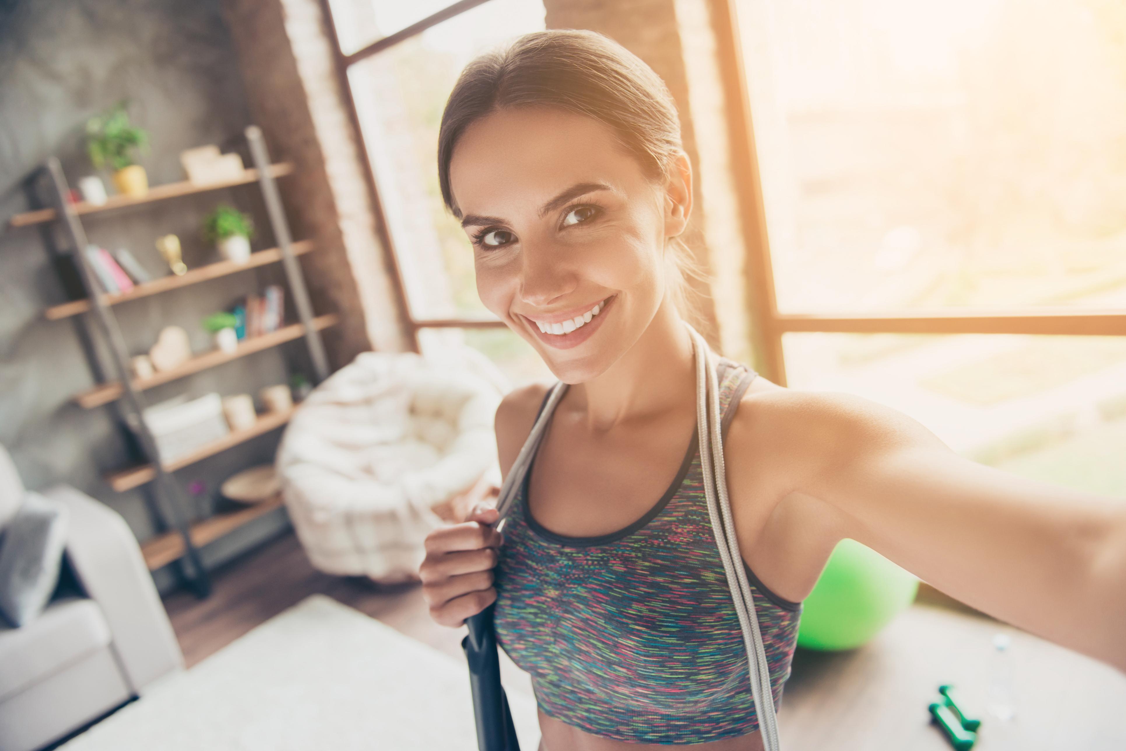 4 види тренувань, з якими фітнес будинку буде ефективним