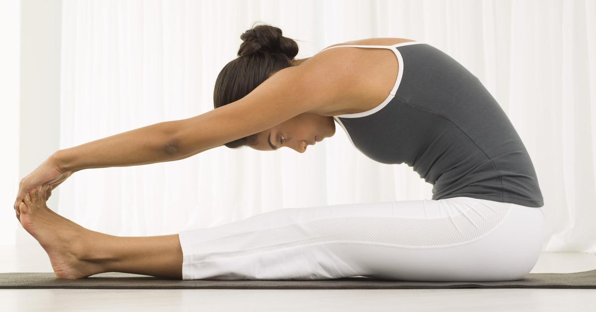 4 вправи на розтяжку для жінок