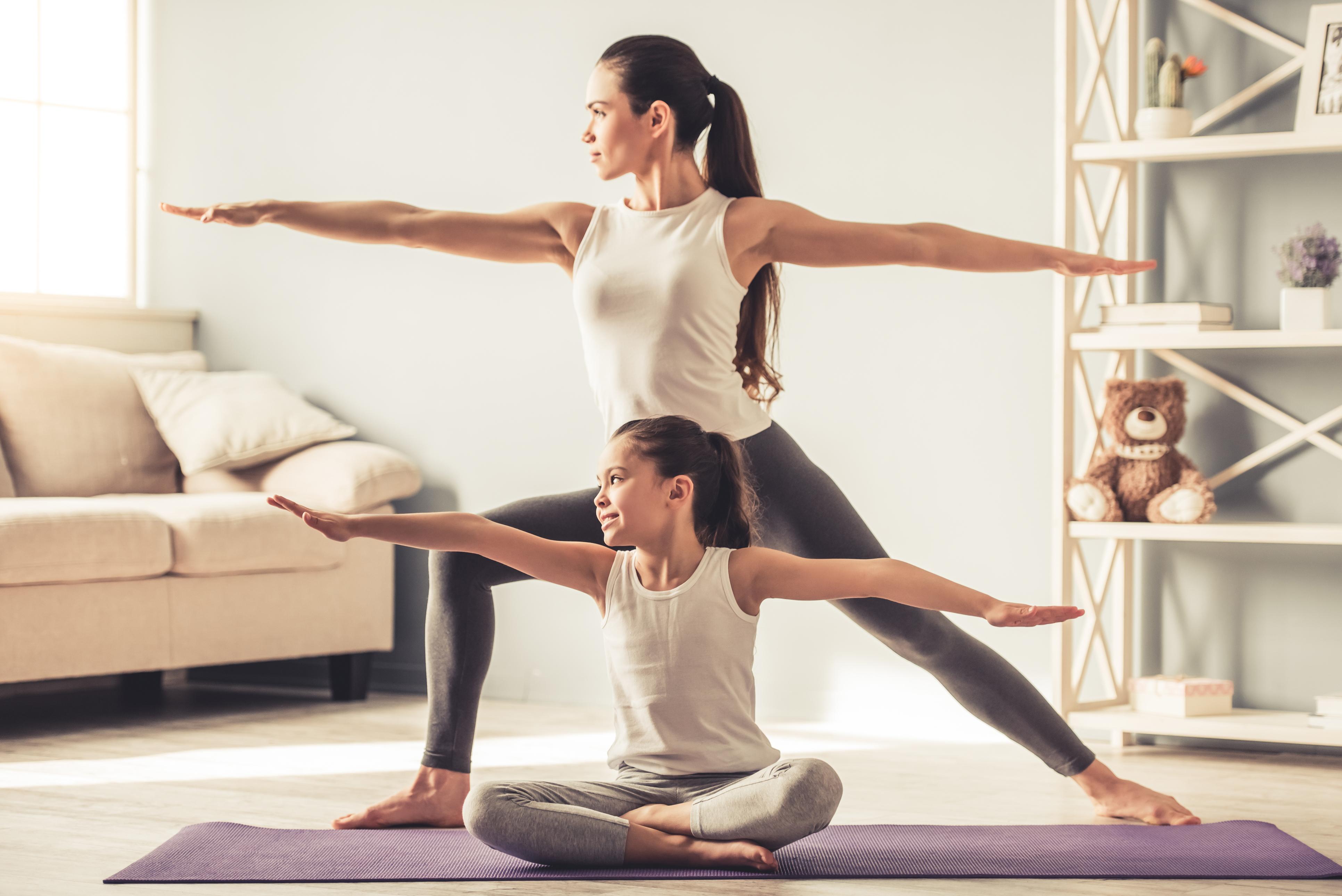7 рад з фітнесу для зайнятих батьків