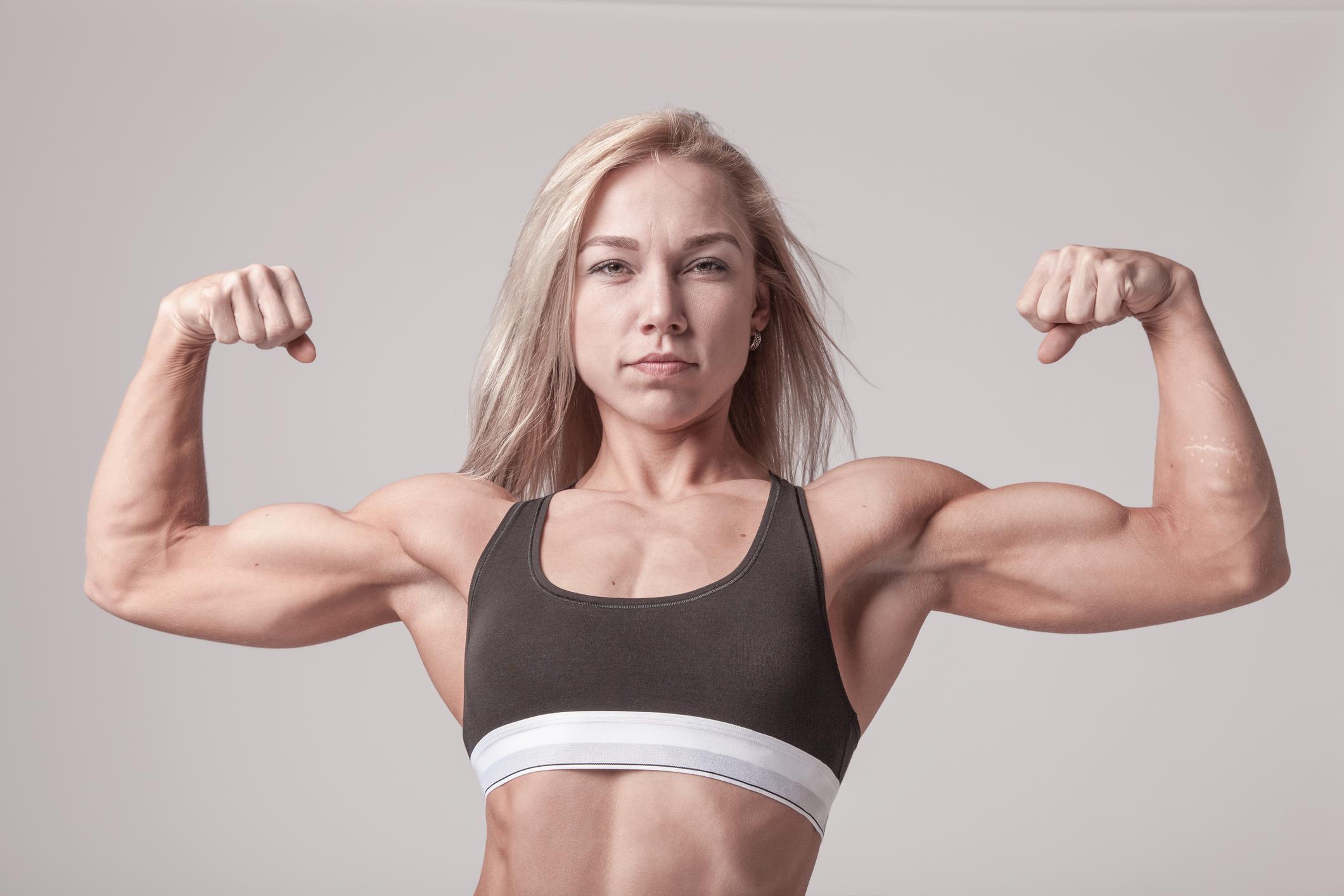8 помилок, які заважають ефективно прокачувати м'язи