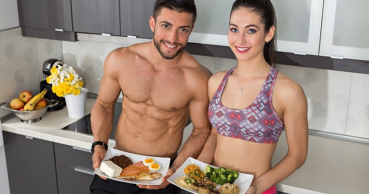 4 варіанти перекусів перед тренуванням