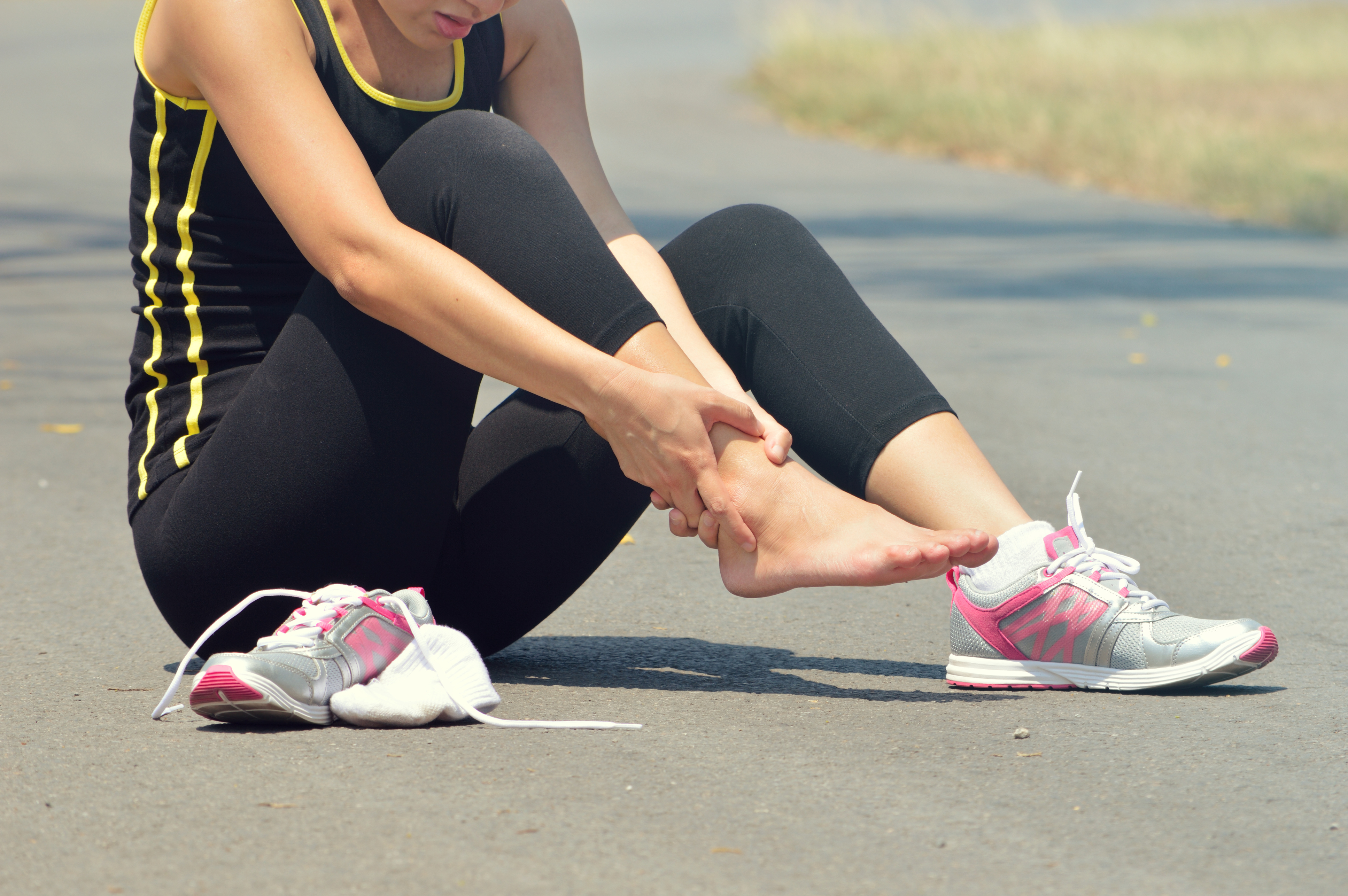 6 порад для відновлення від травми, пов'язаної з фізичними вправами