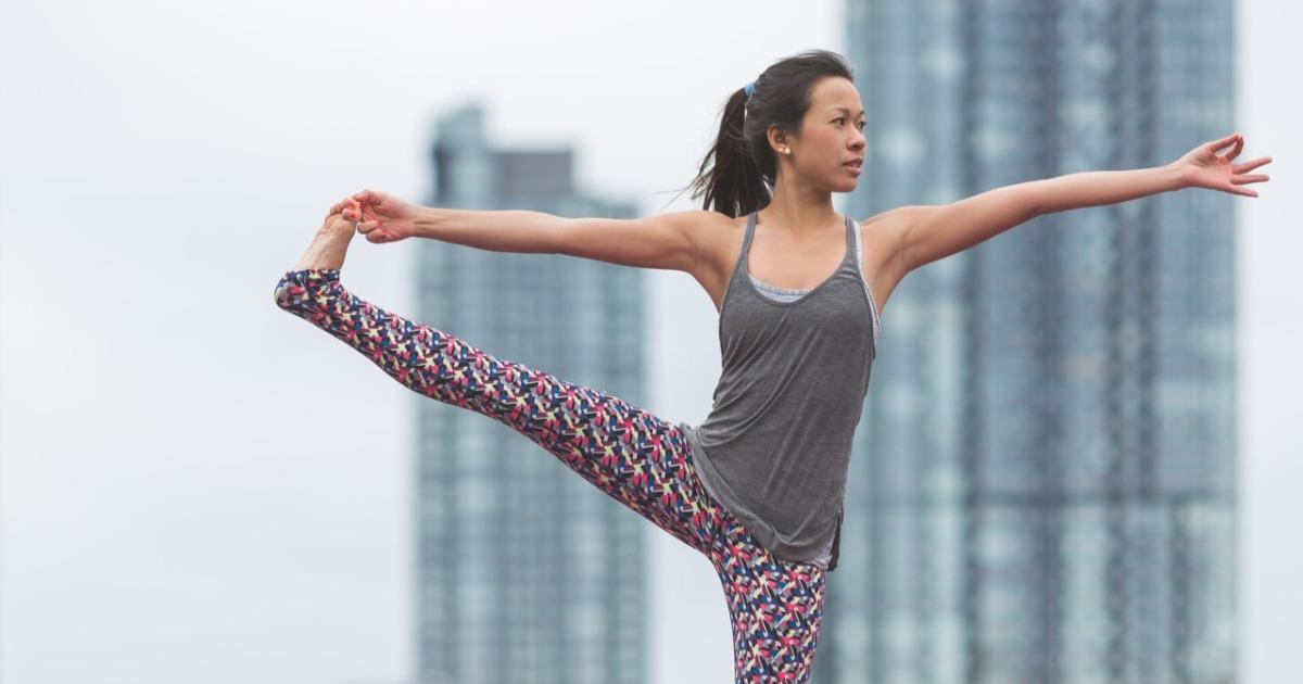 5 розтяжок, які допоможуть дівчатам стати гнучкими