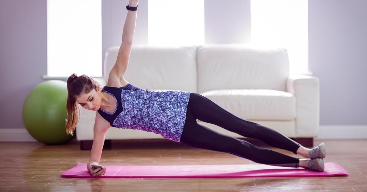 5 вправ для новачків, які дозволять ефективно тренуватися вдома
