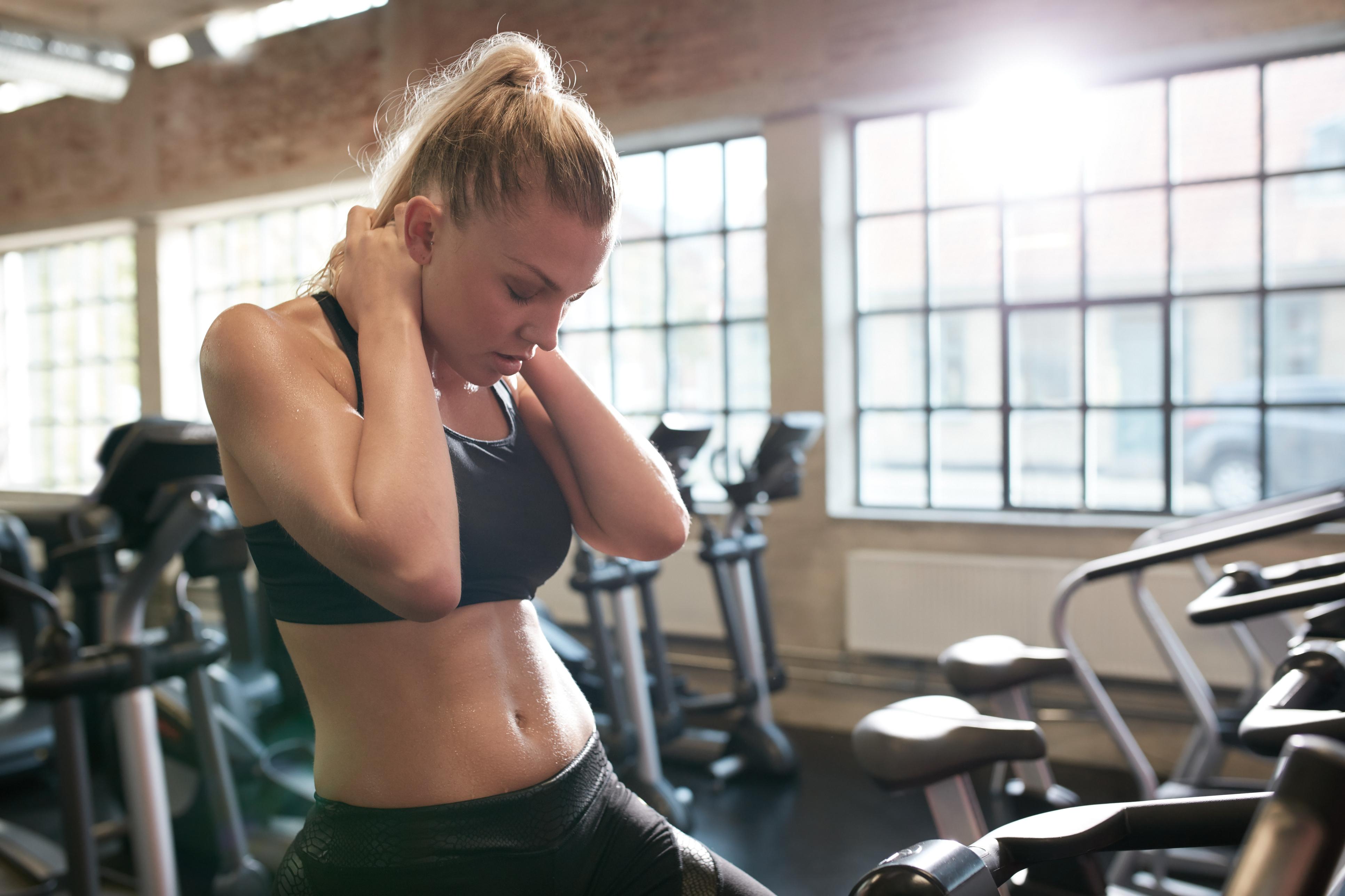 5 помилок, які не варто робити в тренажерному залі