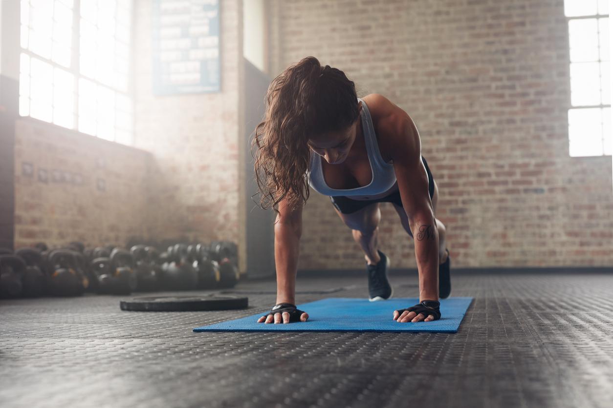 Тренування на 20 хвилин, яка допоможе прокачати верхню частину тіла
