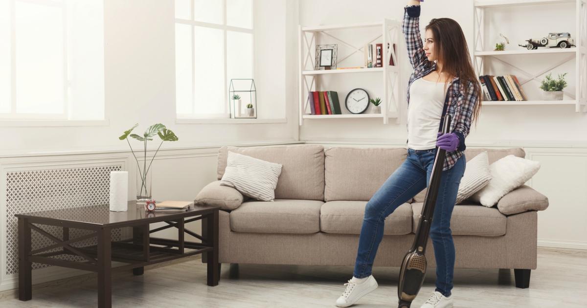 16 способів поєднати домашню прибирання з тренуванням