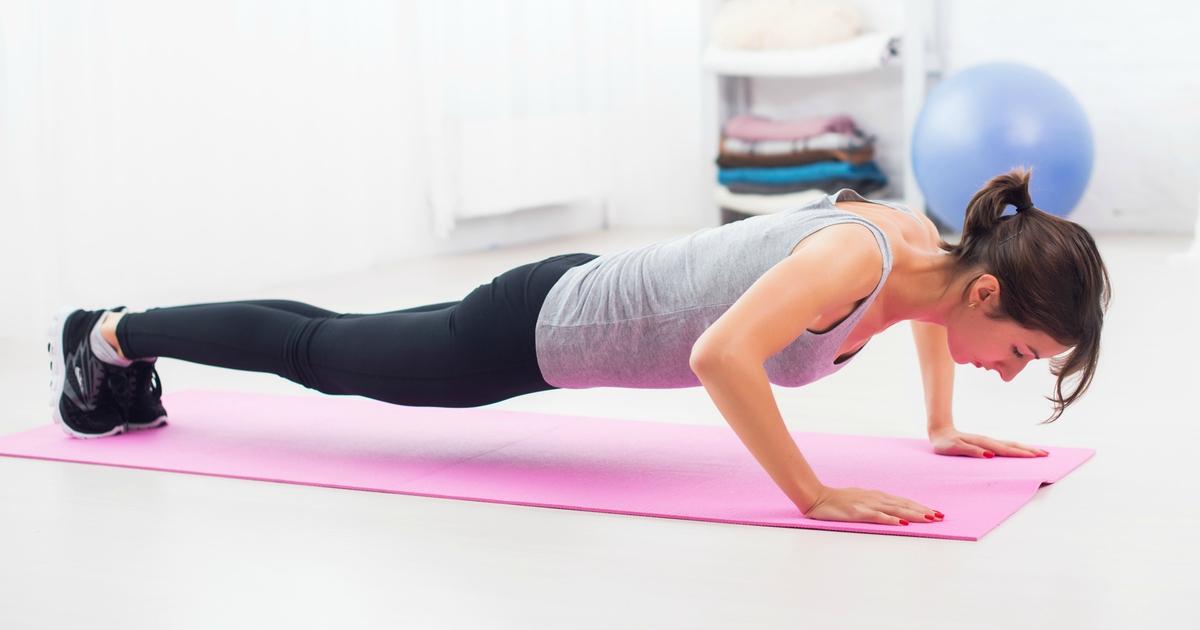 5 супер вправ, з якими швидко згорає жир