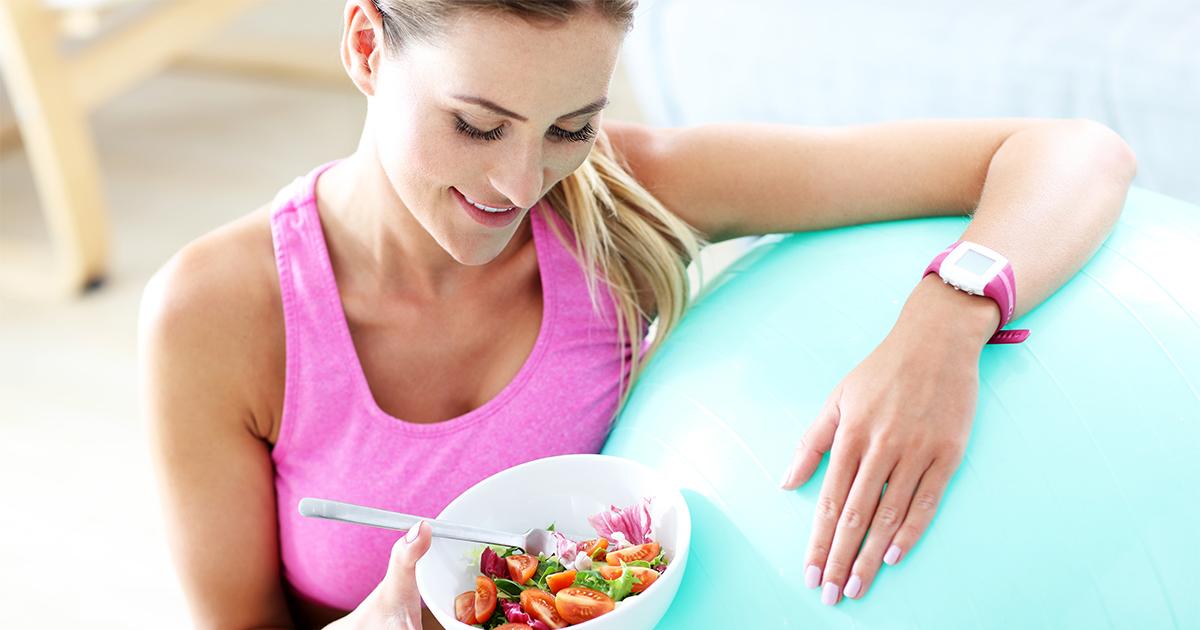 10 порад щодо харчування, якщо ви займаєтеся спортом