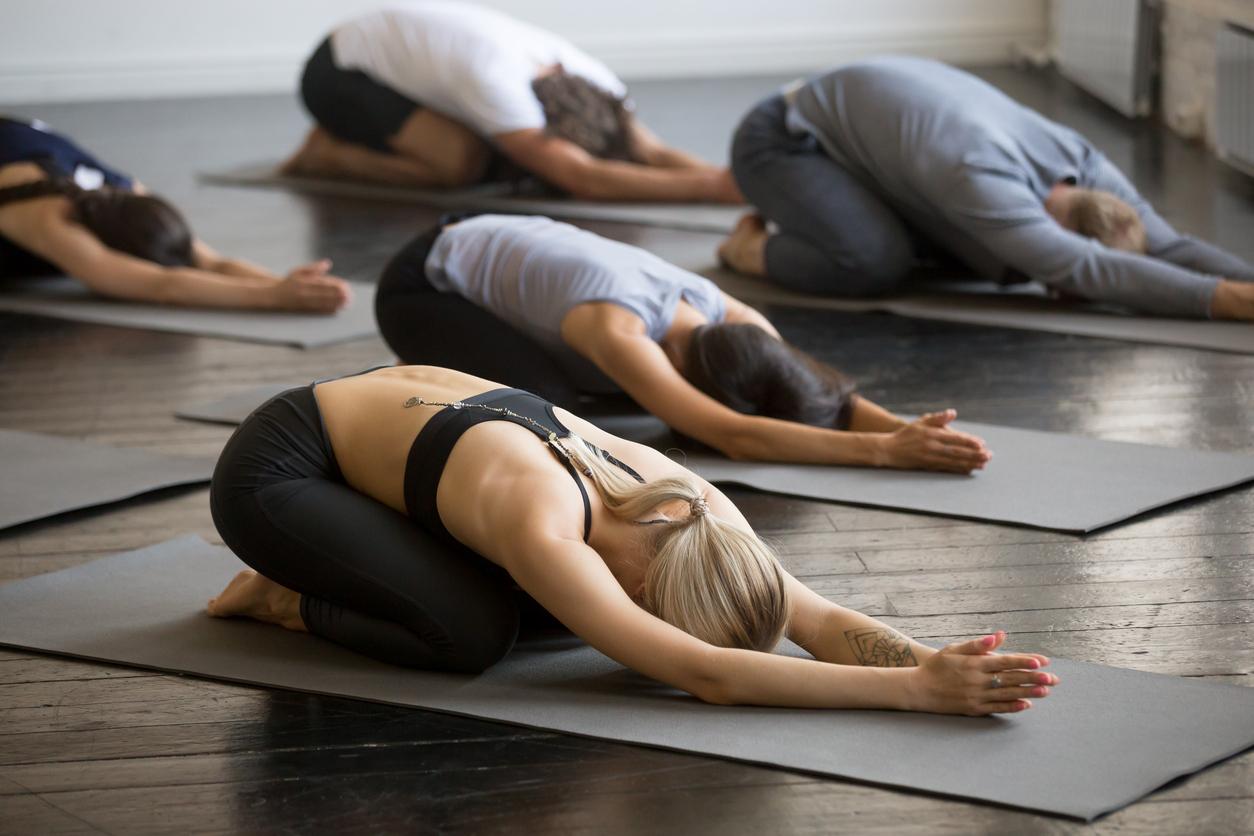 4 пози йоги з омолоджуючим ефектом
