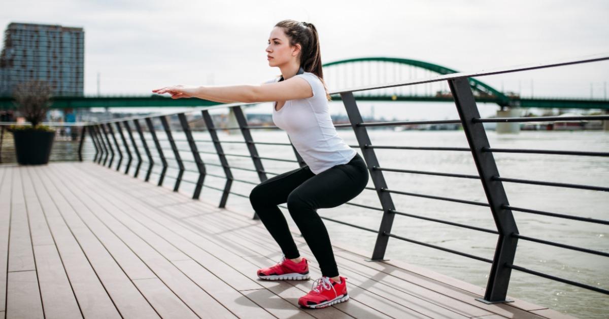 6 способів робити правильно присідання