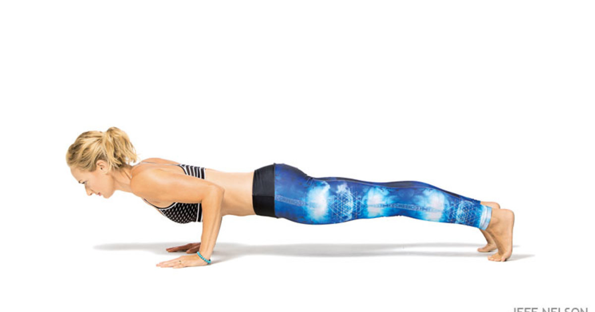 9 вправ, які можна робити де завгодно