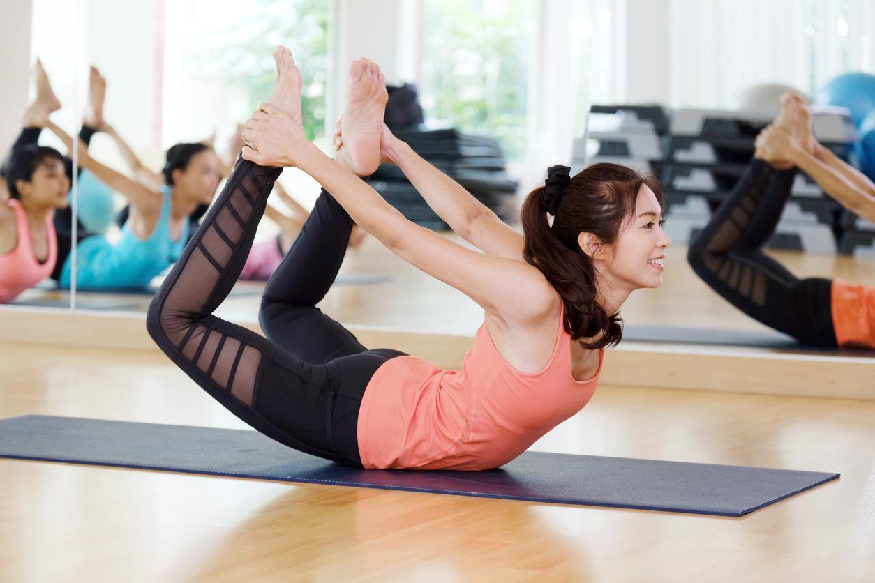 5 поз йоги для кращої рухливості велосипедистів