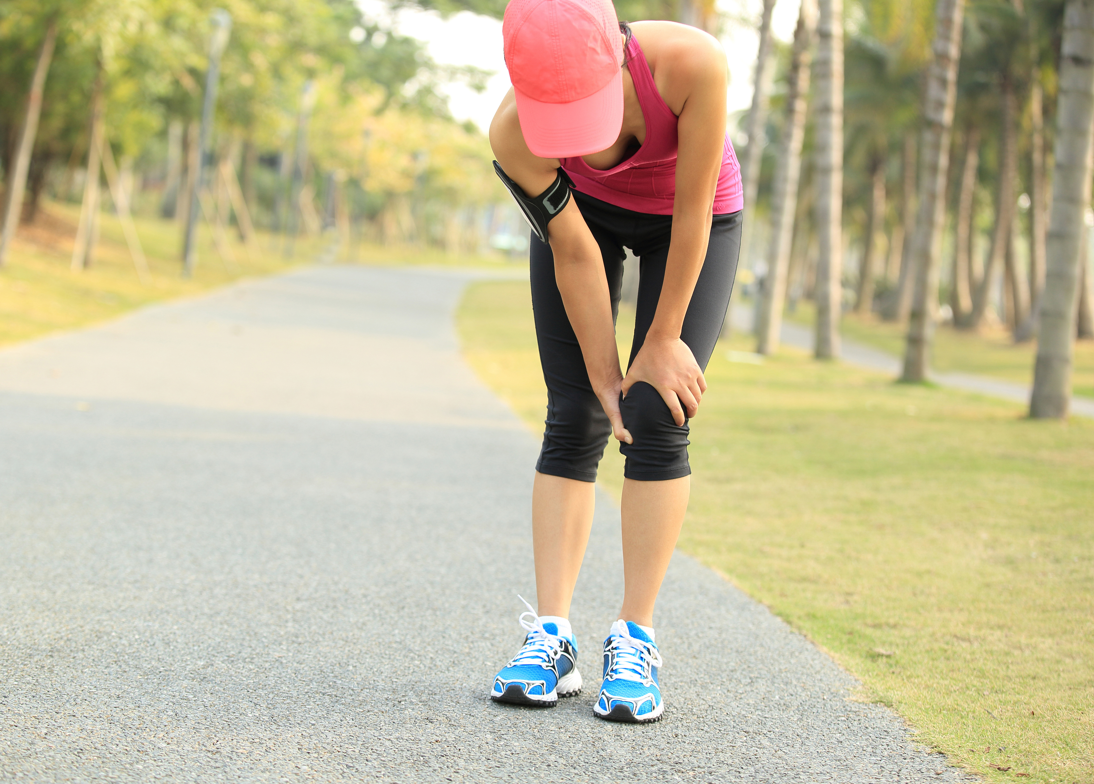 4 способи уникнути травми коліна в спорті