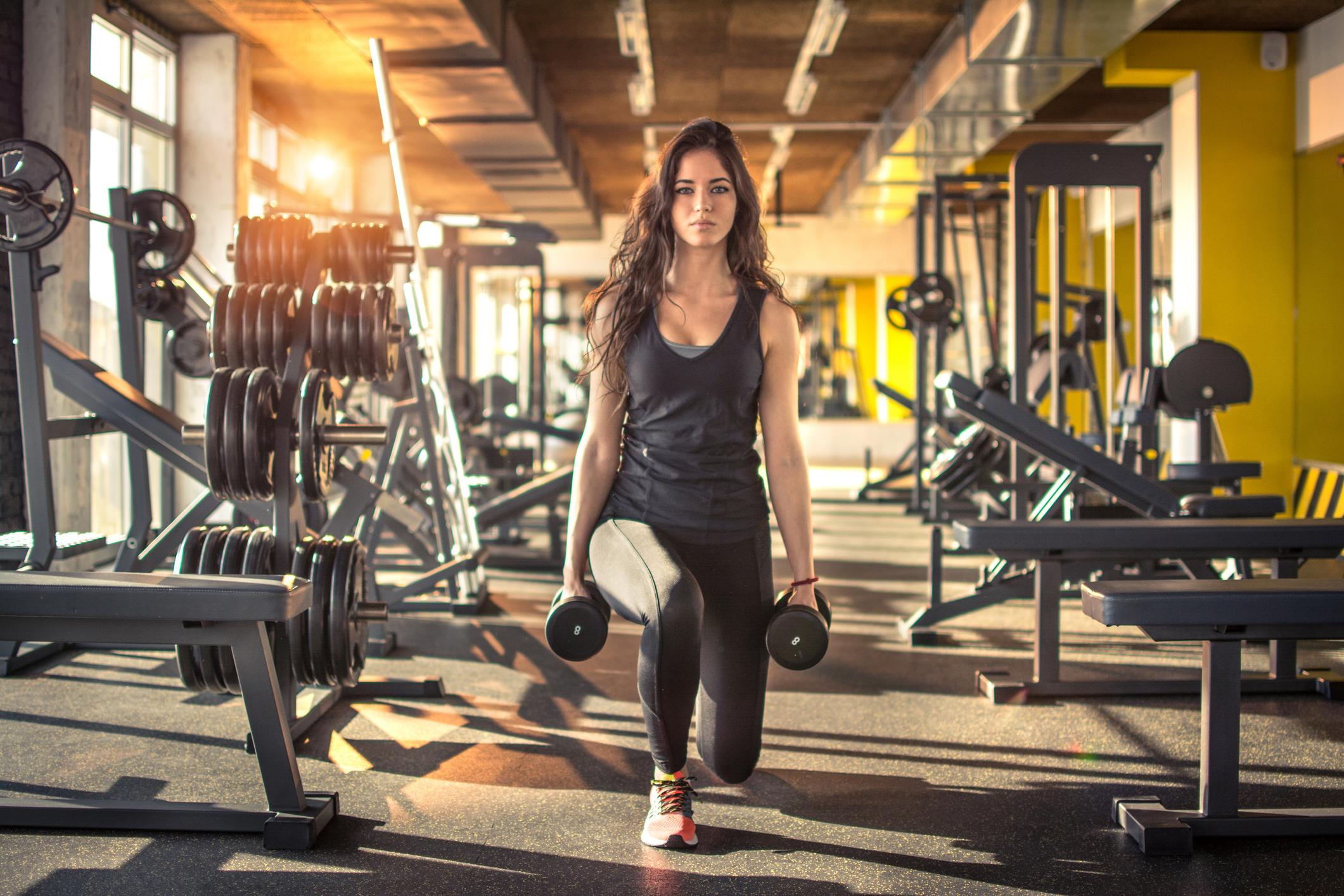 5 причин, чому вам будуть корисні силові тренування