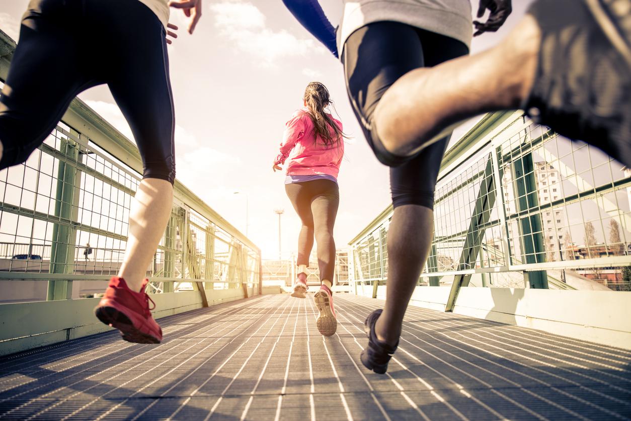 5 переваг бігу для тривалості життя